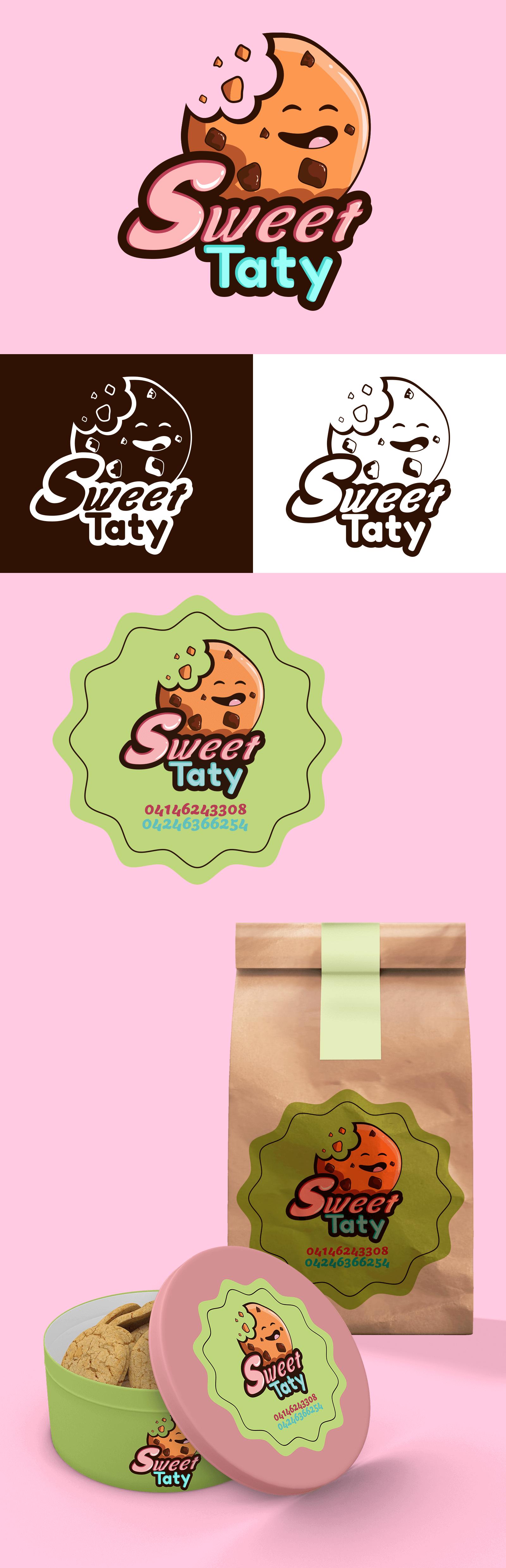 Logo Sweet Taty